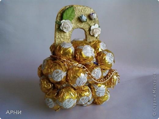 Гиря для сладкоежки фото 1