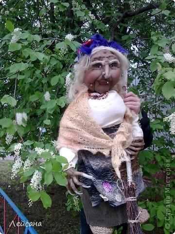 Моя первая баба-яга фото 5