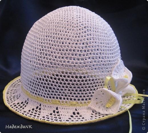 Я связала вот такую шляпку!!!  фото 2