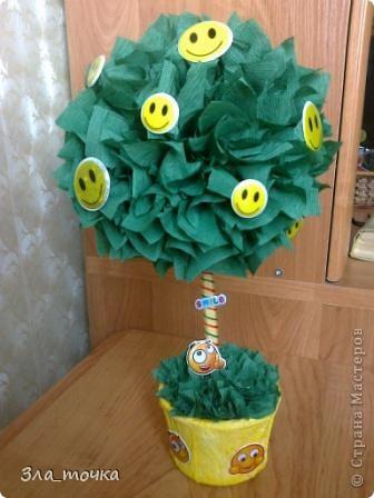 Смайликовое дерево