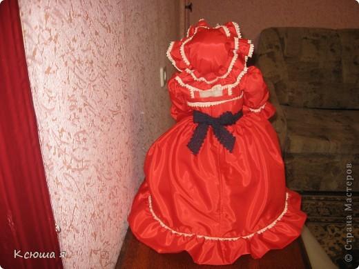 Кукла на чайник. фото 2