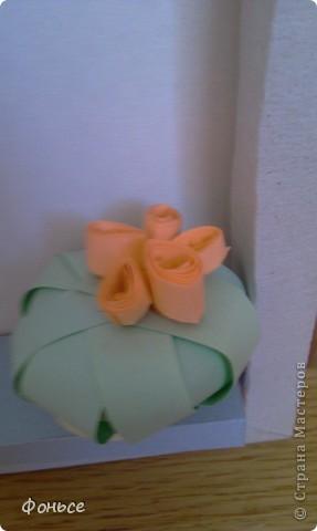 Однажды в СМ я нашла у кого то  похожие маленькие цветы, но МК не было, я решила порыться в голове и вот что получилось...  фото 7