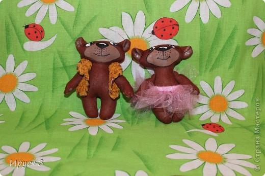 Медвежата Миша и Юля -)))  фото 1