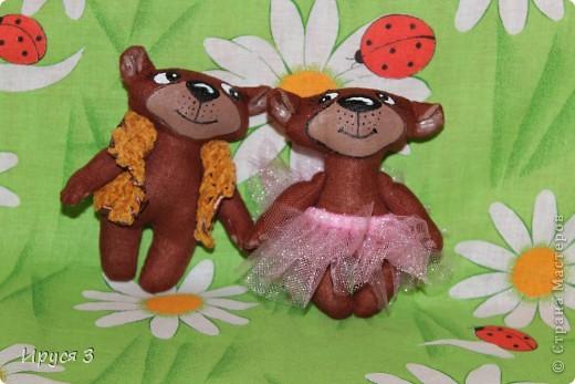Медвежата Миша и Юля -)))  фото 4