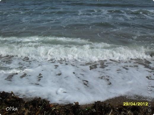 Девочки, здравствуйте!!!! Сегодняшний весенний денек мы провели на отдыхе. Море, солнышко, шашлычок..... ПРИСОЕДИНЯЙТЕСЬ к нашей прогулке за городом!!!! фото 6