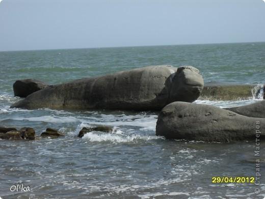 Девочки, здравствуйте!!!! Сегодняшний весенний денек мы провели на отдыхе. Море, солнышко, шашлычок..... ПРИСОЕДИНЯЙТЕСЬ к нашей прогулке за городом!!!! фото 8