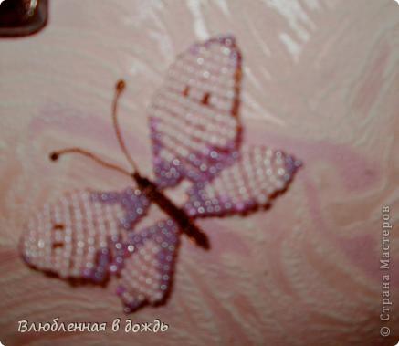 Добрый день, дорогие мастера и мастерицы! Несколько дней назад нашла коробочку с бабочками,которых делала ещё 5-6 лет назад, решила украсить ими стену в своей комнате, но их оказалось не очень много и вот сижу ежедневно делаю по несколько бабочек. Вот что получается: фото 9