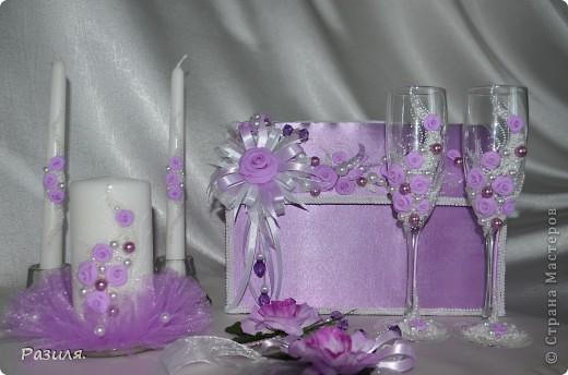 Свадебный набор. фото 12