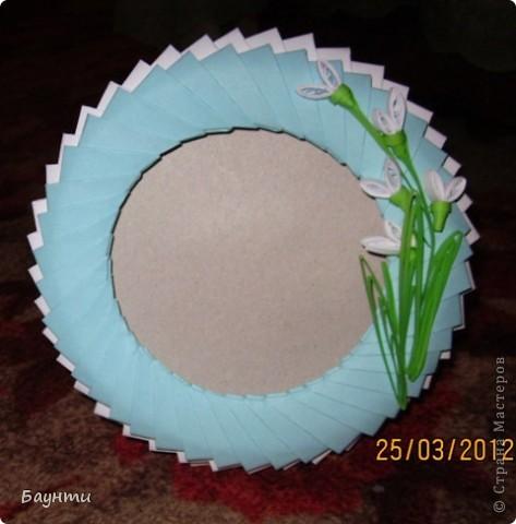 Вот такие рамочки у меня получились)) фото 2