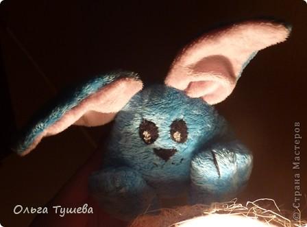 вот такой получился зайчшка сегодня ночью фото 3
