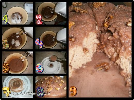 "Кекс""Вечер"" я готовила 5 минут в микроволновке!) фото 3"