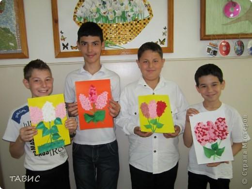Работы моих учеников  мальчиков 5-го класса Б. фото 2