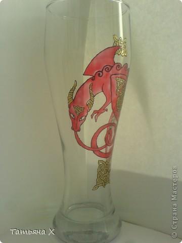 Кельтский дракон фото 1