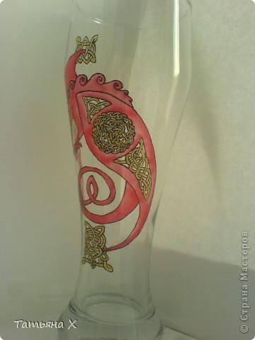 Кельтский дракон фото 3