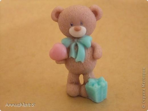 Думаю,ни один малыш не останется равнодушным к такому мыльцу. Даже самый заядлый грязнуля будет плескаться в ванной с радостью и удовольствием))). ,,Влюбленные мишки 2D,,   фото 7