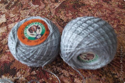 Здравствуйте мастера и мастерицы! Увидела я  вот такую сумочку http://stranamasterov.ru/node/171758 , и очень уж она  мне понравилась, и нитки такого же цвета давно меня ждали.  фото 5