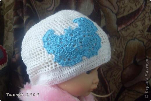 Несколько вариантов шляпок фото 1