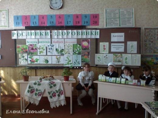 Второклассники на неделе Окружающей среды пригласили нас на свой воспитательный час. Гостей радушно встретили: Бабушка-травница, ... фото 1