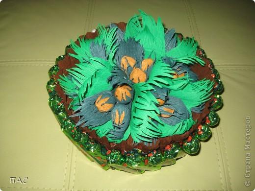 На тортике получилось всего 21 орешек. фото 2
