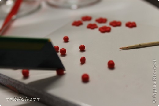 Чтобы сделать такие бокальчики нужно немного терпения и усидчивости ))) фото 3