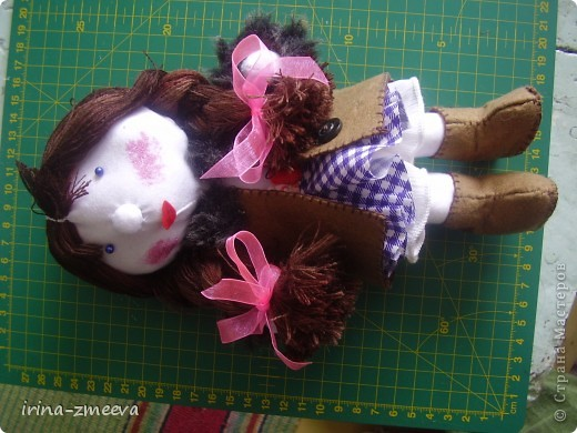 Кукольный уголок фото 3