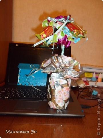 Это деревце подарила сестренке на день рождения фото 1