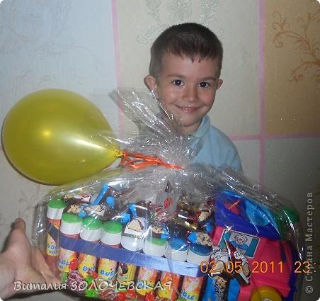 Из старой игрушки мыльных пузырей и конфеток получился сюрприз деткам в садик)))))))))) фото 3
