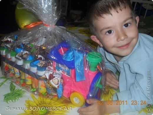 Из старой игрушки мыльных пузырей и конфеток получился сюрприз деткам в садик)))))))))) фото 4