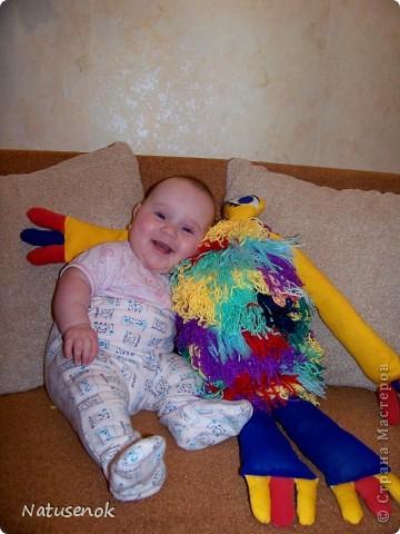 Вот такую Жужу сшила моя доченька для своей доченьки, а моей внучечки фото 4