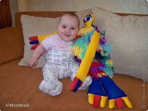 Вот такую Жужу сшила моя доченька для своей доченьки, а моей внучечки фото 5