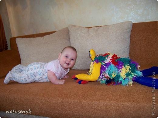 Вот такую Жужу сшила моя доченька для своей доченьки, а моей внучечки фото 3