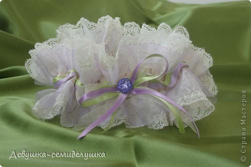 Подвязка невесты фото 1