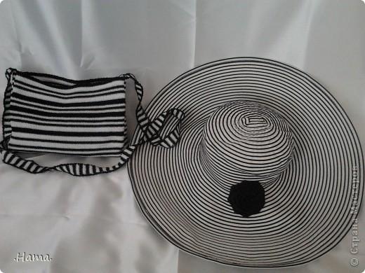 мой комплектик! шляпка покупная (подарок супруга), а к ней в комплект сумочка ;) хочу поучаствовать в фотоконкурсе фото 10
