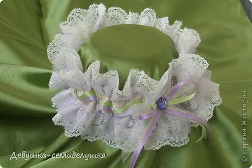 Подвязка невесты фото 2