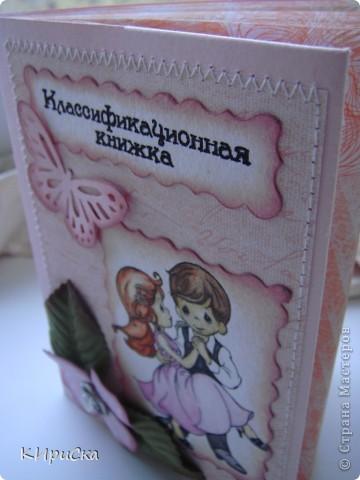 И еще раз здравствуйте мои дорогие гости!!! Вот и сделала я обложечку дочуре на танцевальный паспорт. Очень долго собиралась... фото 2