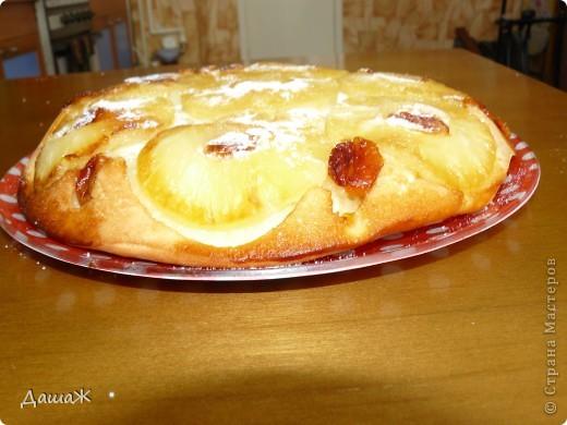 Рецепт взят из интернета. Я добавила консервированные вишни. фото 2