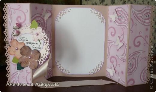У любимой подружки День рождения. Вот ей открыточка в подарок фото 3
