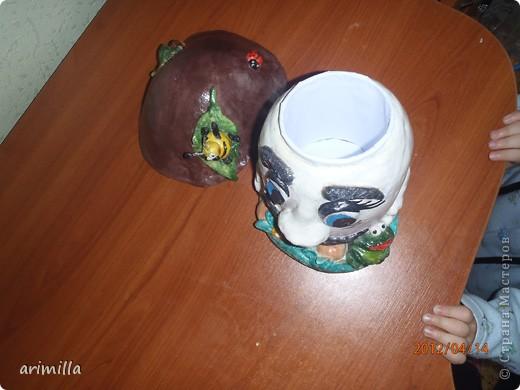 Вот такой вот грибочек у меня появился! фото 5