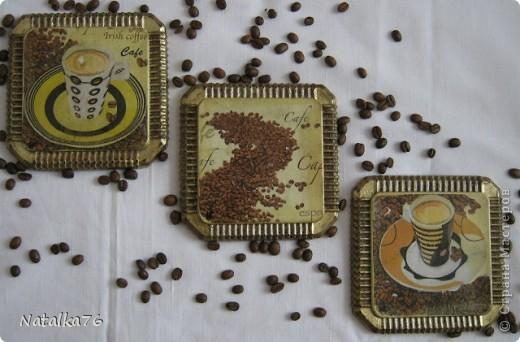 Всем привет! Вот такие кофейные панношки у меня получились. фото 1