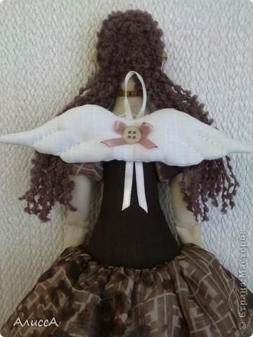 Кофейный ангел Мока. фото 5