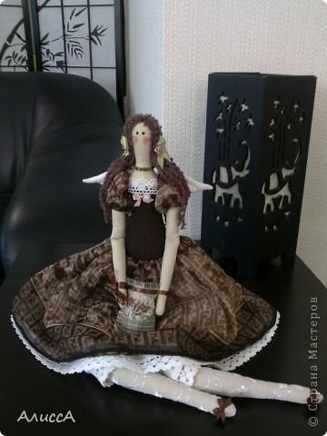 Кофейный ангел Мока. фото 2