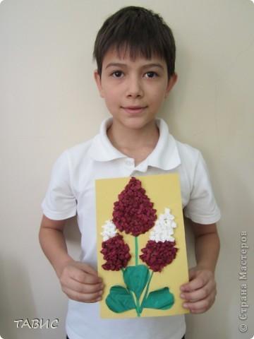 Работы моих учеников  мальчиков 5-го класса Б. фото 4