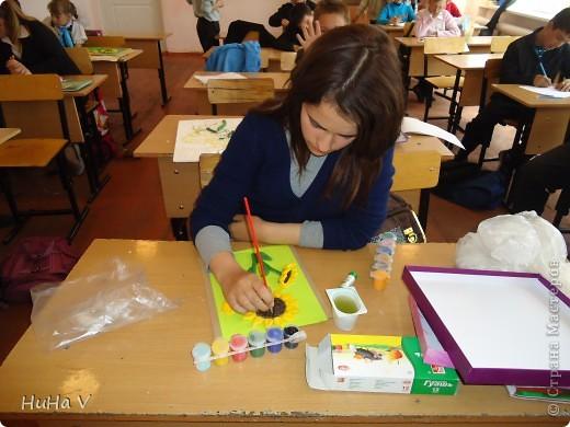 Это работа моей ученицы-очень талантливой девочки Шульгиной Даши.У неё всегда интересные идеи и оригинальное исполнение.Очень люблю её творчество. фото 4