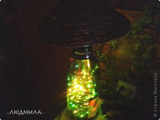 продолжение темы светильников , идея как то попалась на просторах интернета , сейчас уже не вспомню где (бабушка старенькая) фото 6