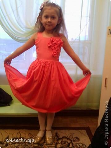 платье для дочки на выпускной в детском саду фото 5