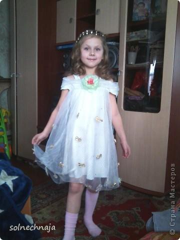 платье для дочки на выпускной в детском саду фото 6