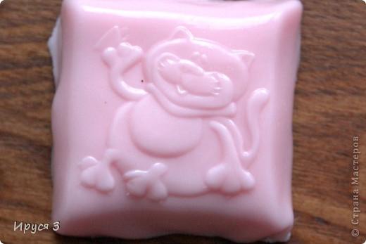 Мои новые мыльца ... В основу добавила масло жожоба и масло жасмина - очень приятный аромат -))) фото 9