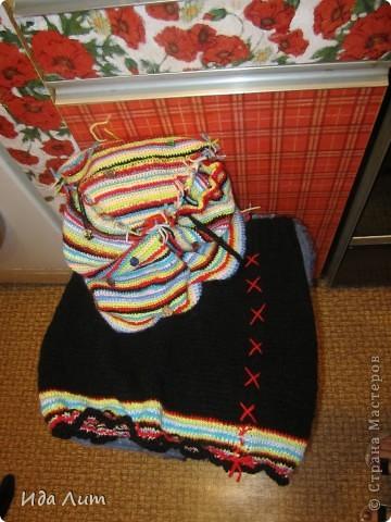 Теперь есть, к чему рюкзак надеть:))))  фото 1