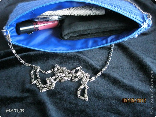 вот, собственно, и сумочка в готовом виде фото 7