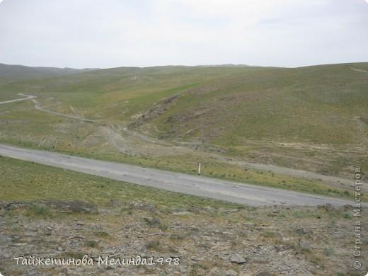 А мы были в горах! Недавно мы ездили в Нуратау. Первый раз побывала в горах очень понравилось!))) фото 1
